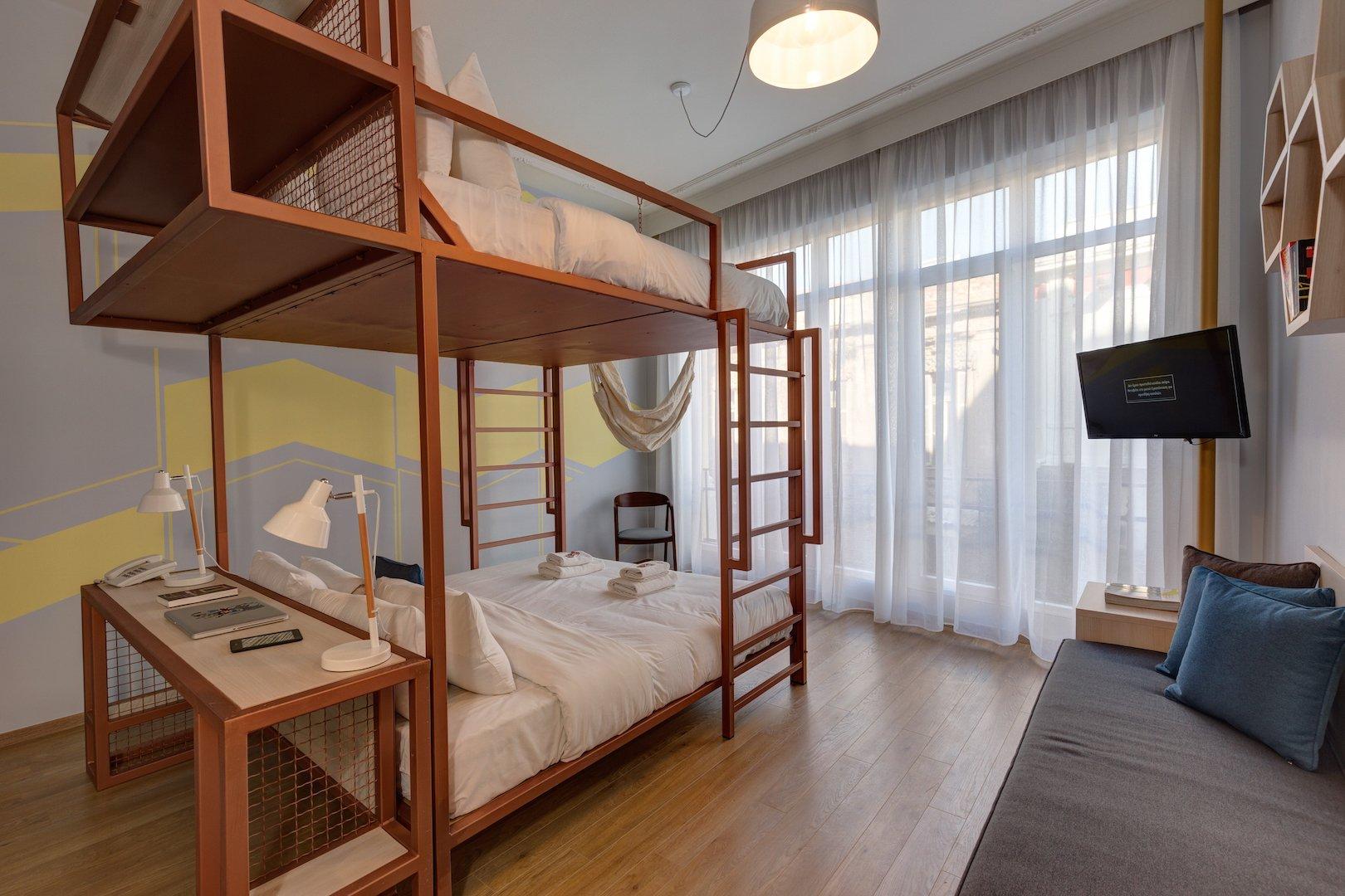 COLORS Urban Hotel XL Loft Room Themed Honey