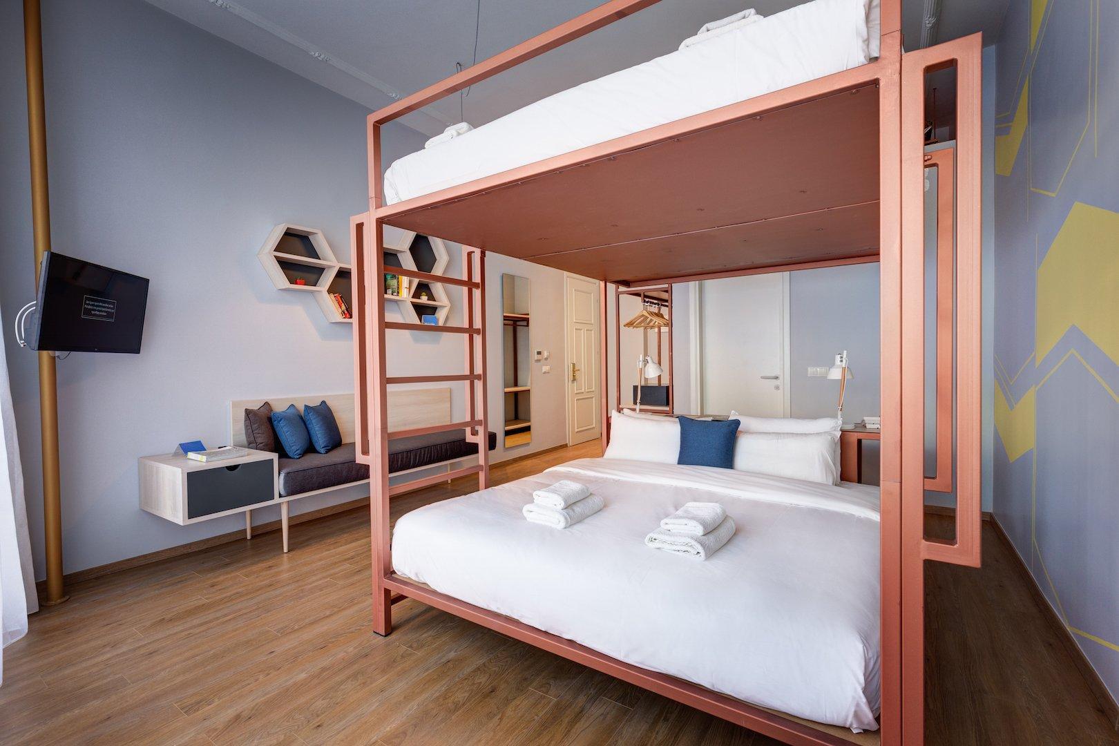 Colors Urban Hotel Thessaloniki XL Loft Room Number 27 3