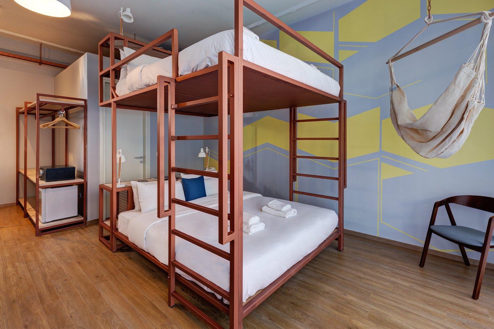 Colors Urban Hotel Thessaloniki XL Loft Room Number 27 8